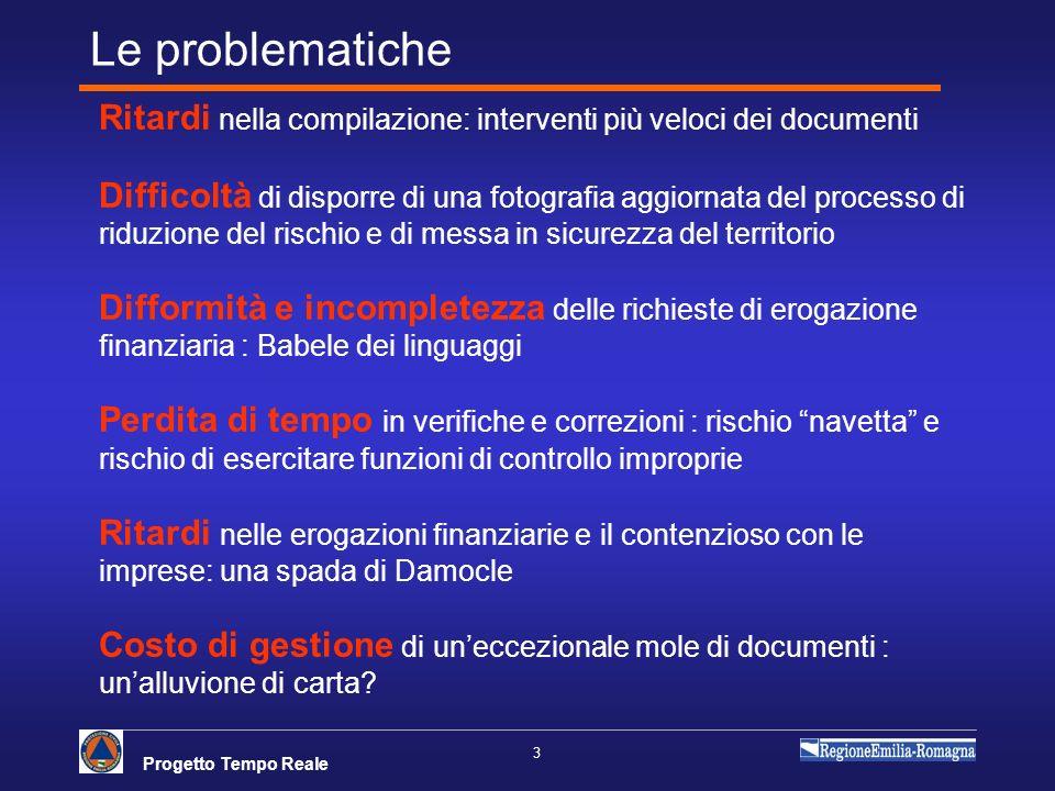 Le problematiche Ritardi nella compilazione: interventi più veloci dei documenti.