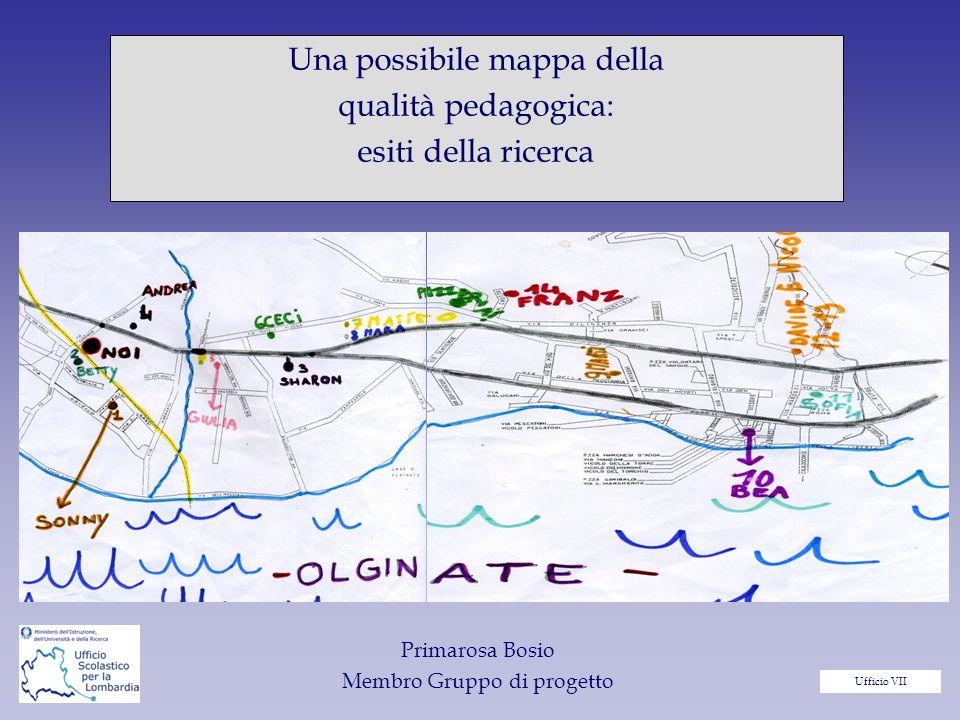 Una possibile mappa della qualità pedagogica: esiti della ricerca