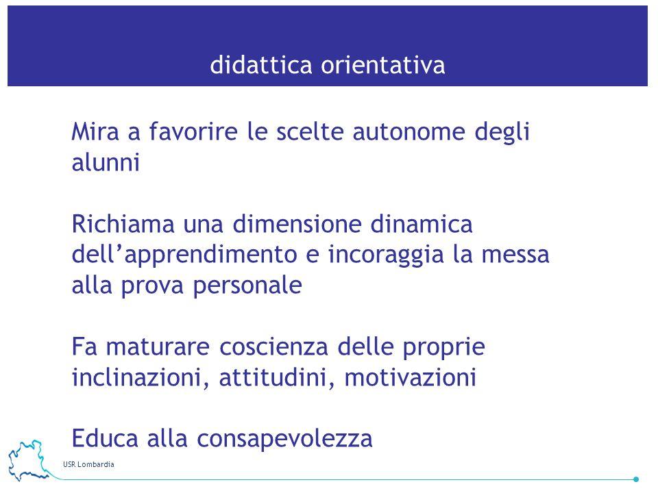 didattica orientativa