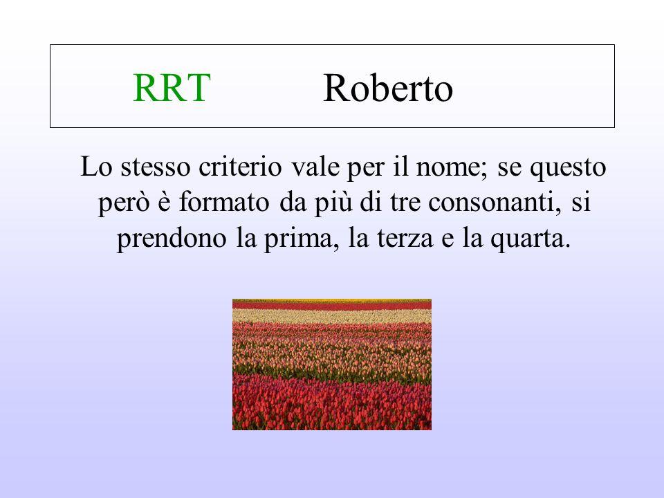RRT Roberto