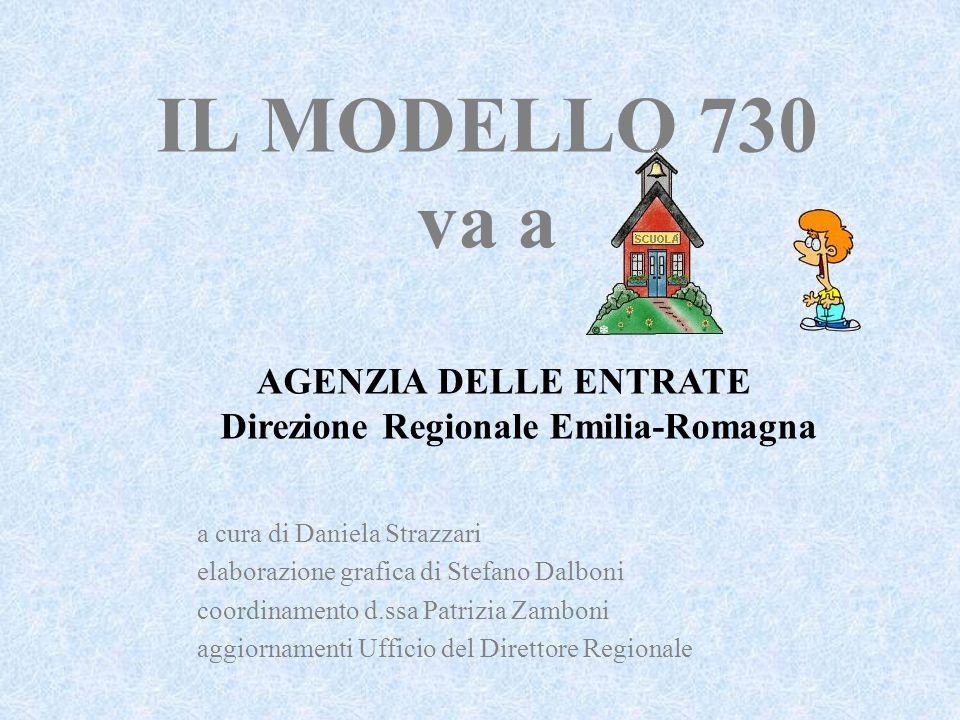 AGENZIA DELLE ENTRATE Direzione Regionale Emilia-Romagna