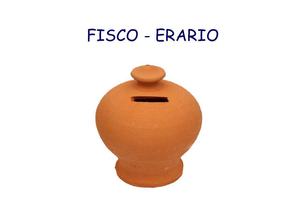 FISCO - ERARIO