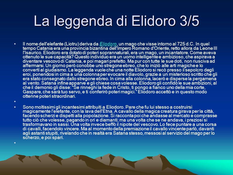 La leggenda di Elidoro 3/5