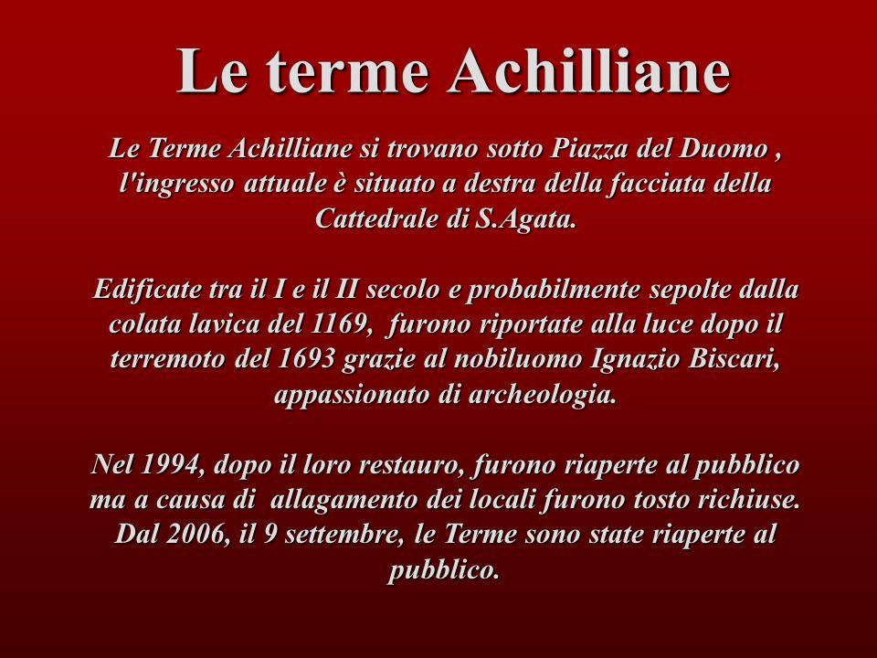 Le terme Achilliane