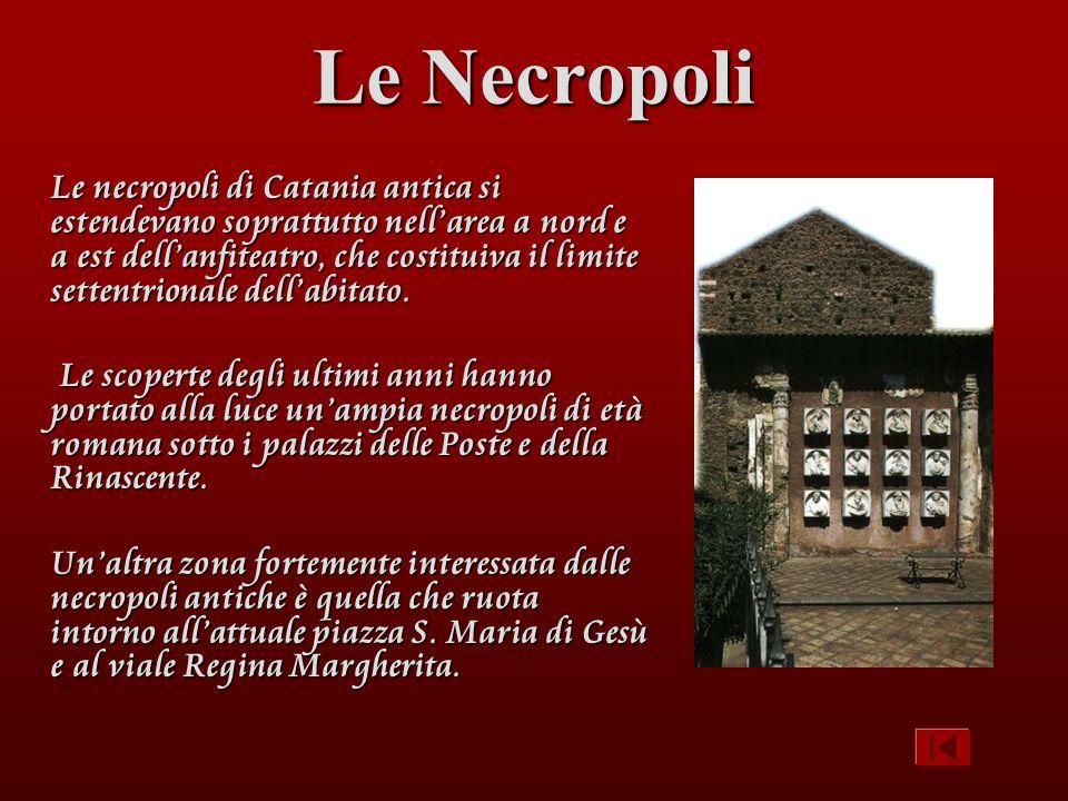 Le Necropoli
