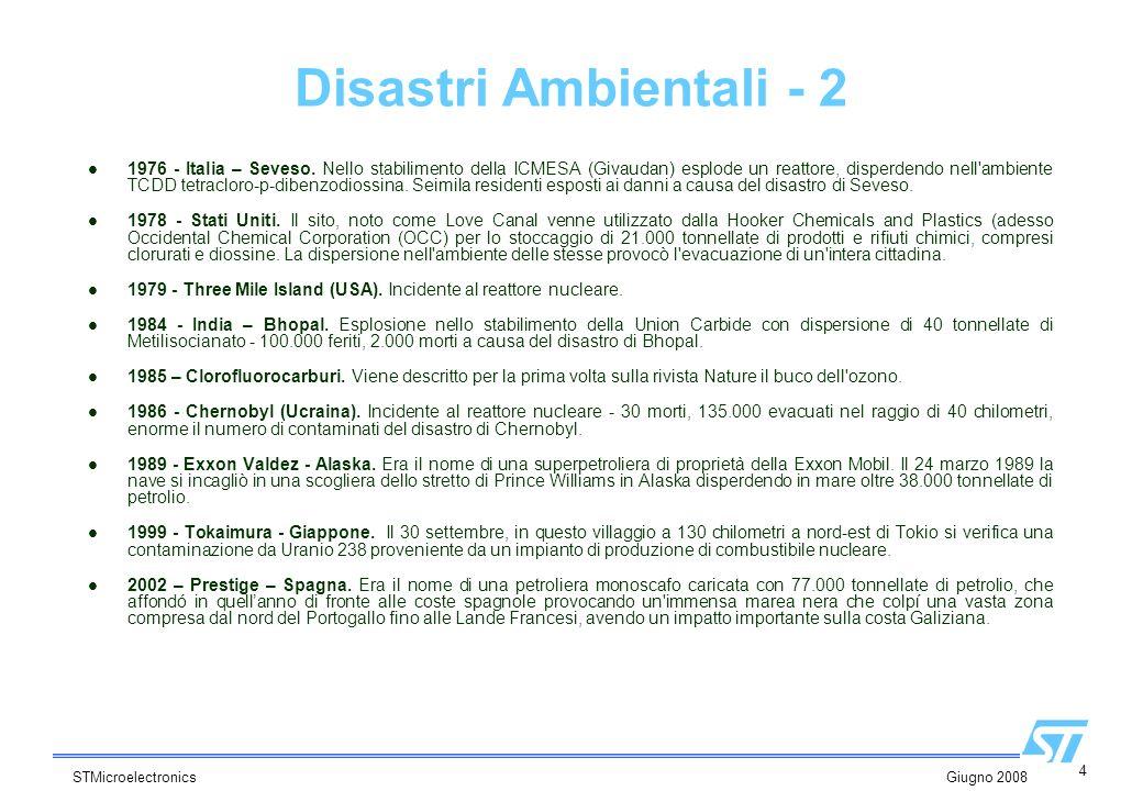 Disastri Ambientali - 2