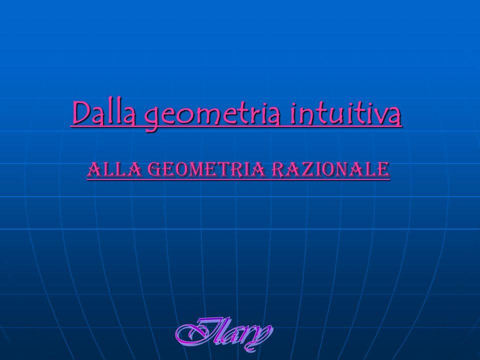 Dalla geometria intuitiva