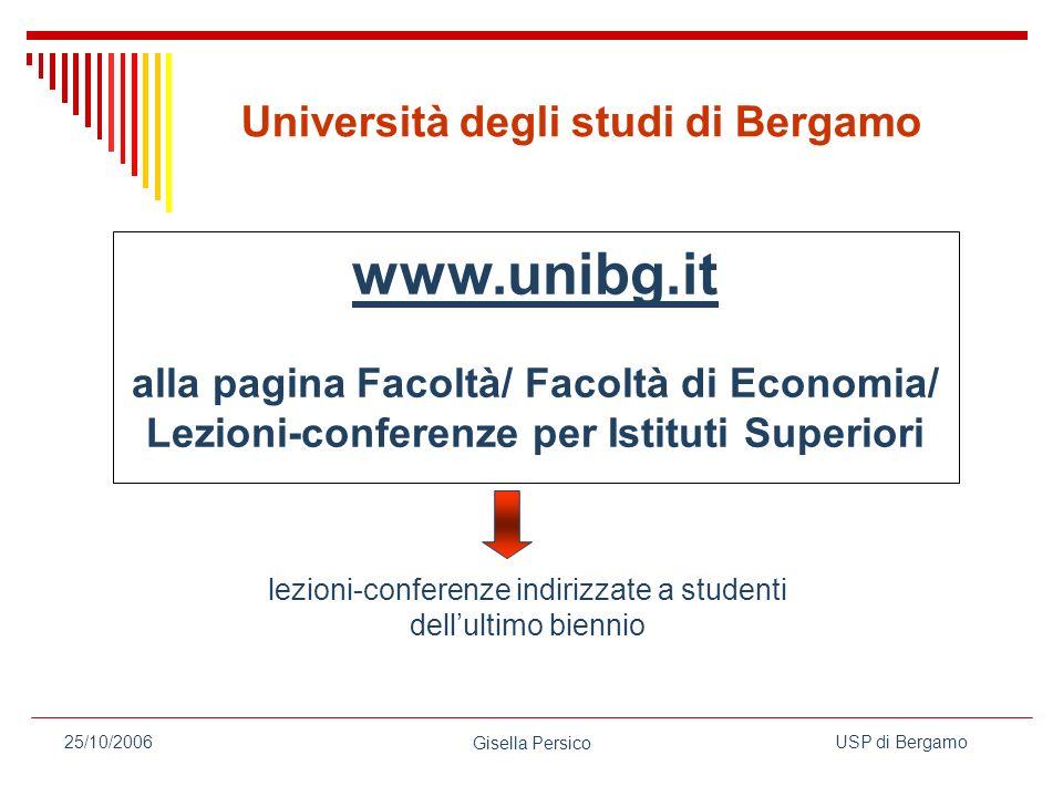 lezioni-conferenze indirizzate a studenti dell'ultimo biennio