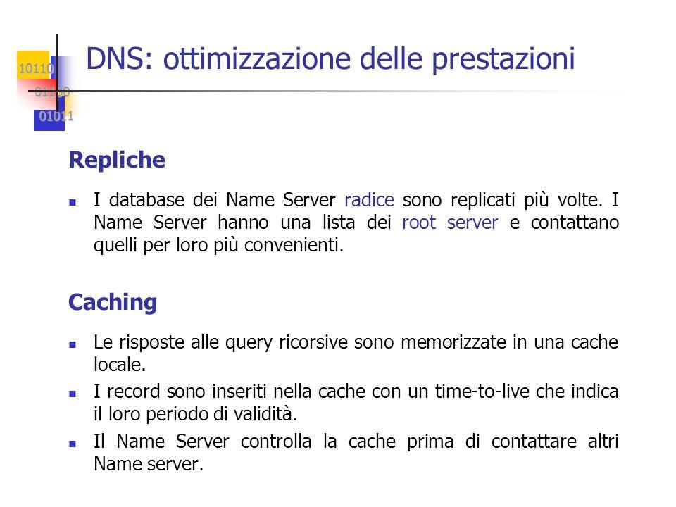 DNS: ottimizzazione delle prestazioni