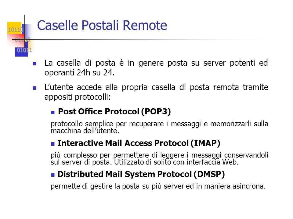 Caselle Postali Remote
