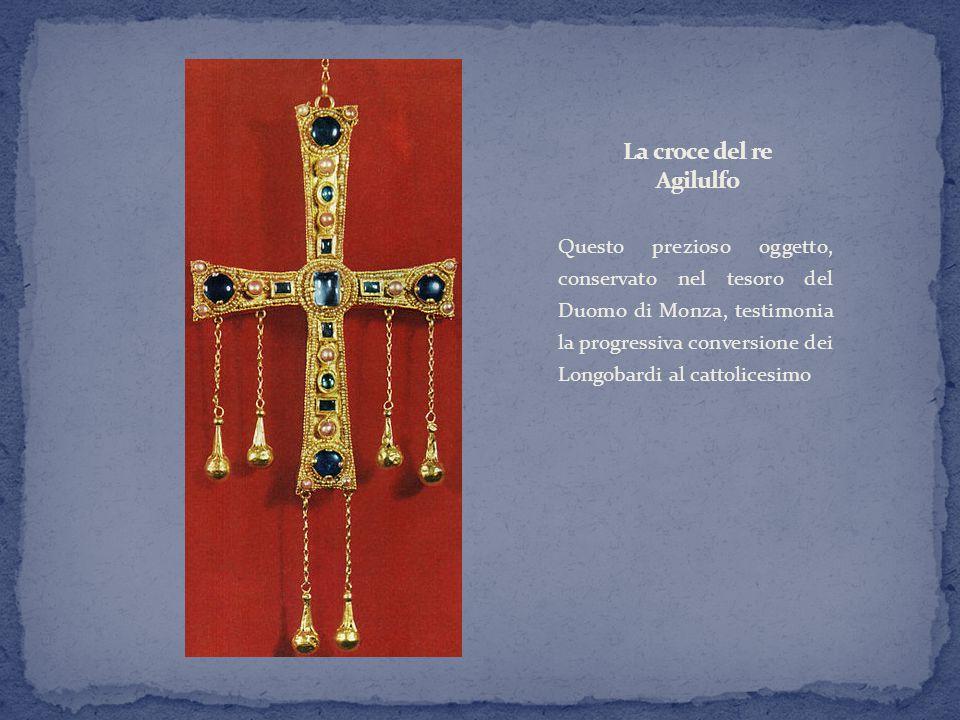 La croce del re Agilulfo
