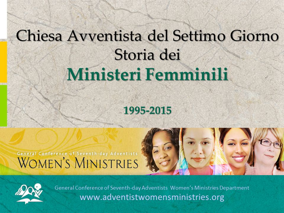 Chiesa Avventista del Settimo Giorno Storia dei