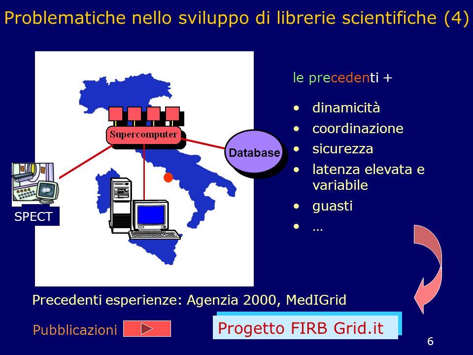 Problematiche nello sviluppo di librerie scientifiche (4)