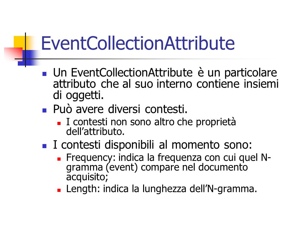 EventCollectionAttribute