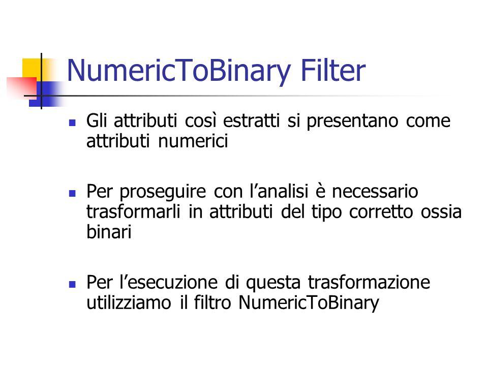 NumericToBinary Filter
