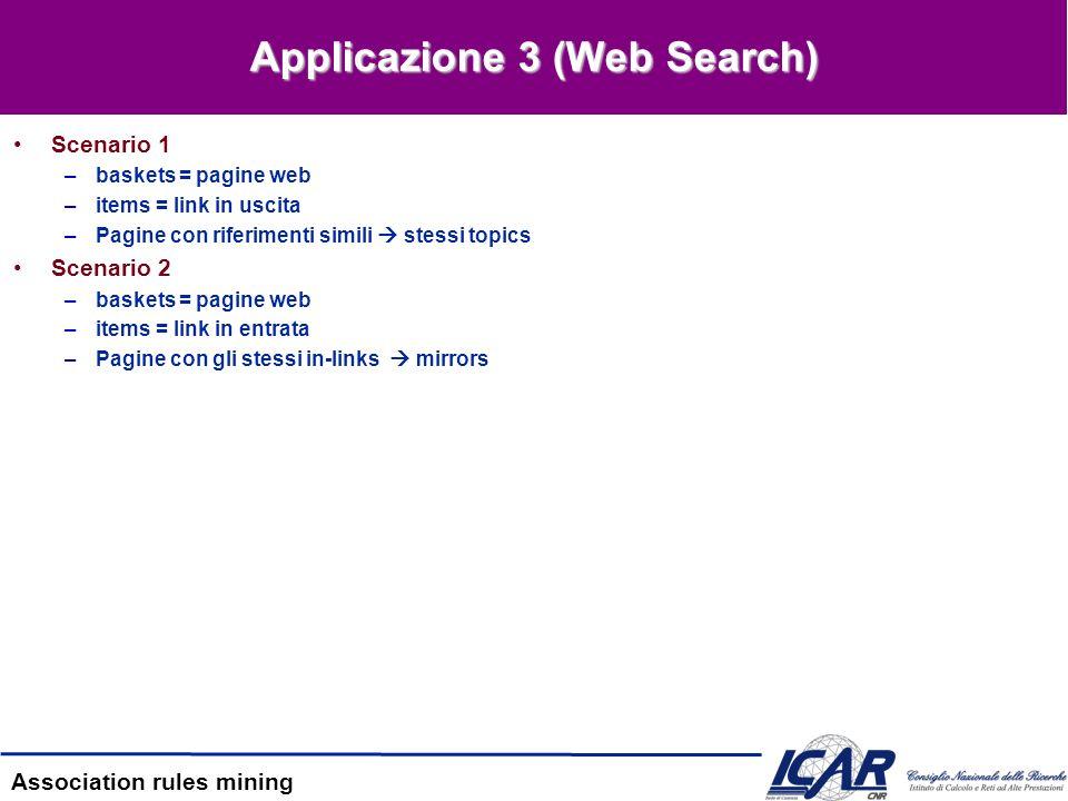 Applicazione 3 (Web Search)