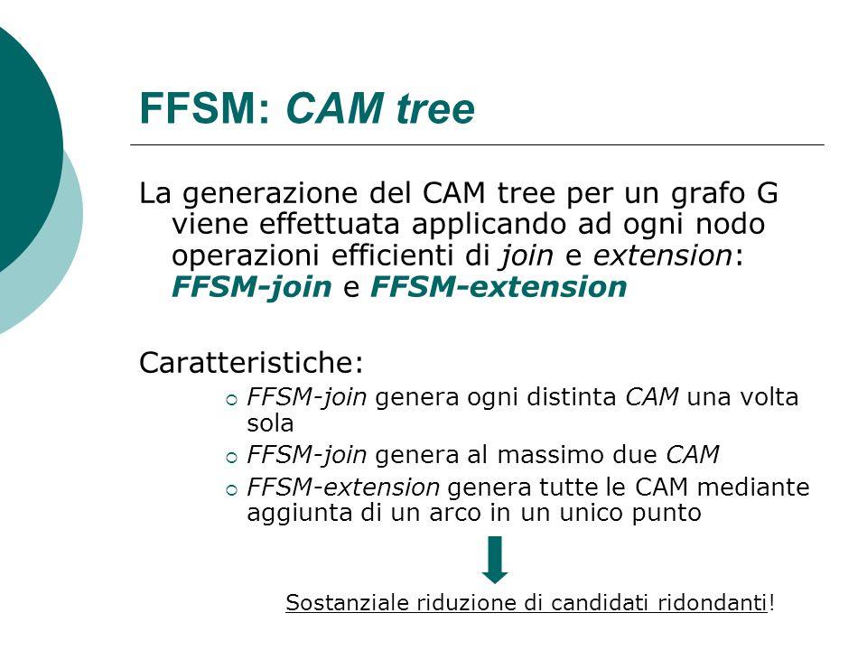 FFSM: CAM tree
