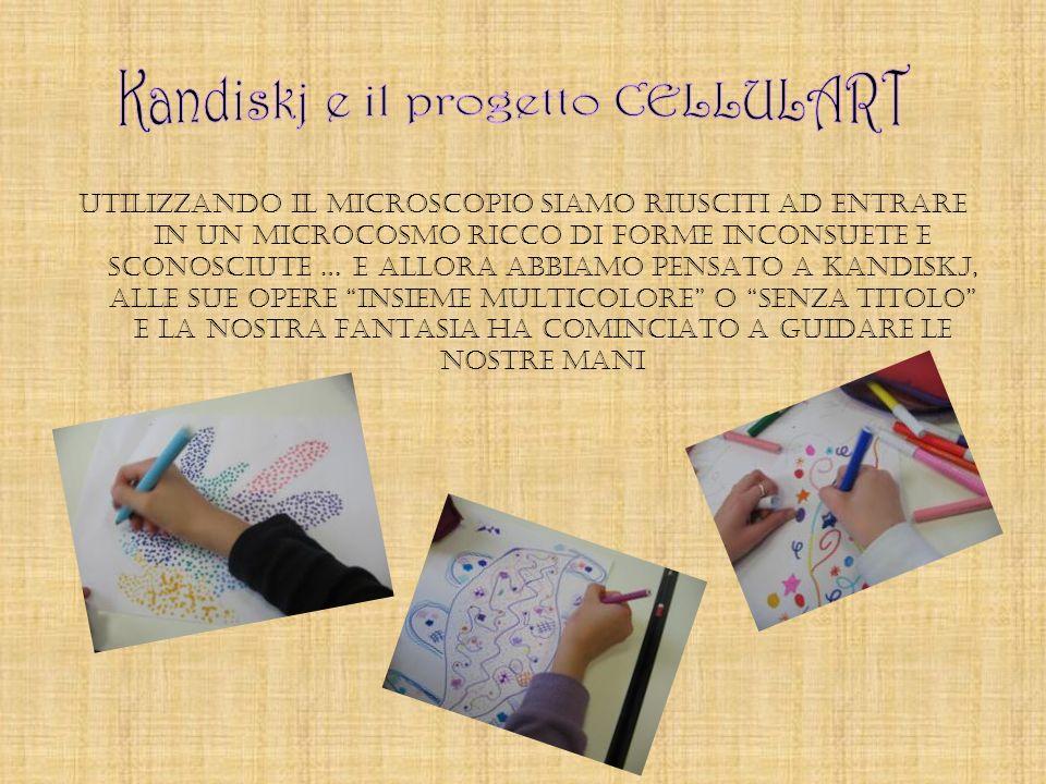 Kandiskj e il progetto CELLULART