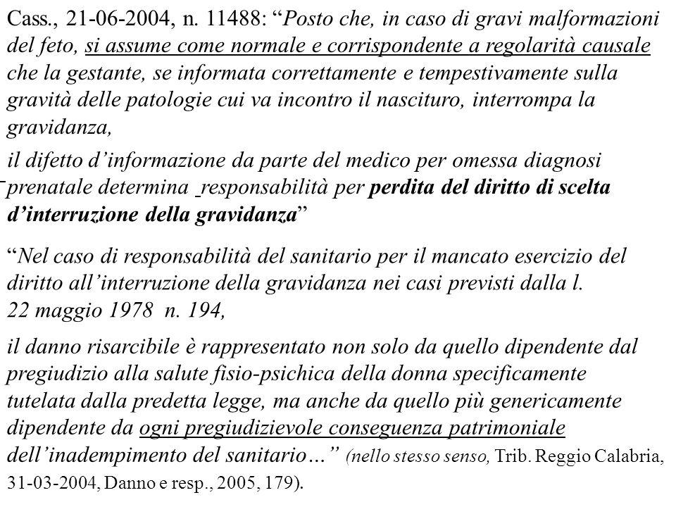 il difetto d'informazione da parte del medico per omessa diagnosi
