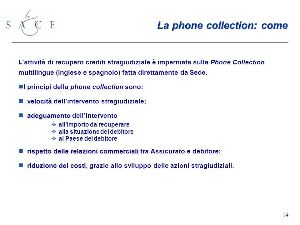 La phone collection: come