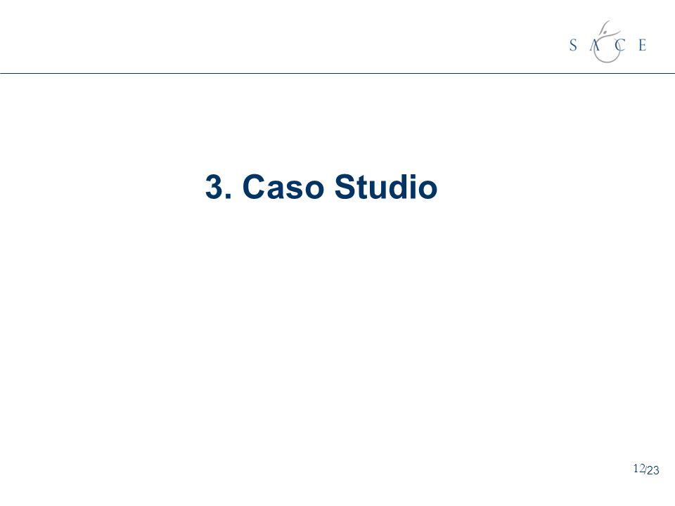 3. Caso Studio /23