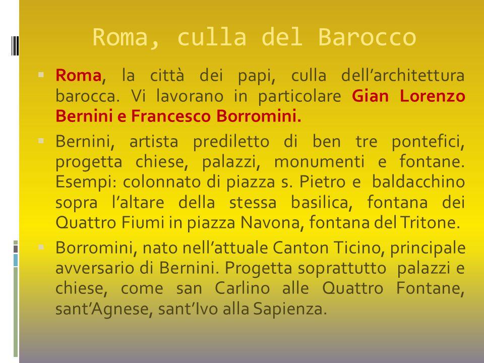 Roma, culla del Barocco