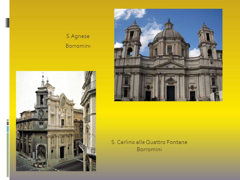 S. Carlino alle Quattro Fontane