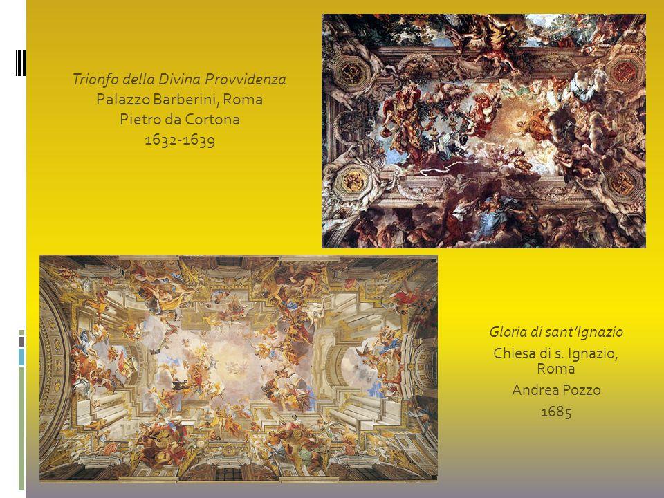 Trionfo della Divina Provvidenza Palazzo Barberini, Roma