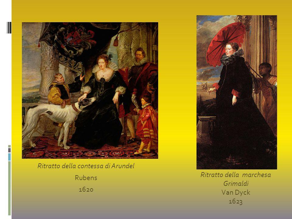 Ritratto della contessa di Arundel Rubens 1620