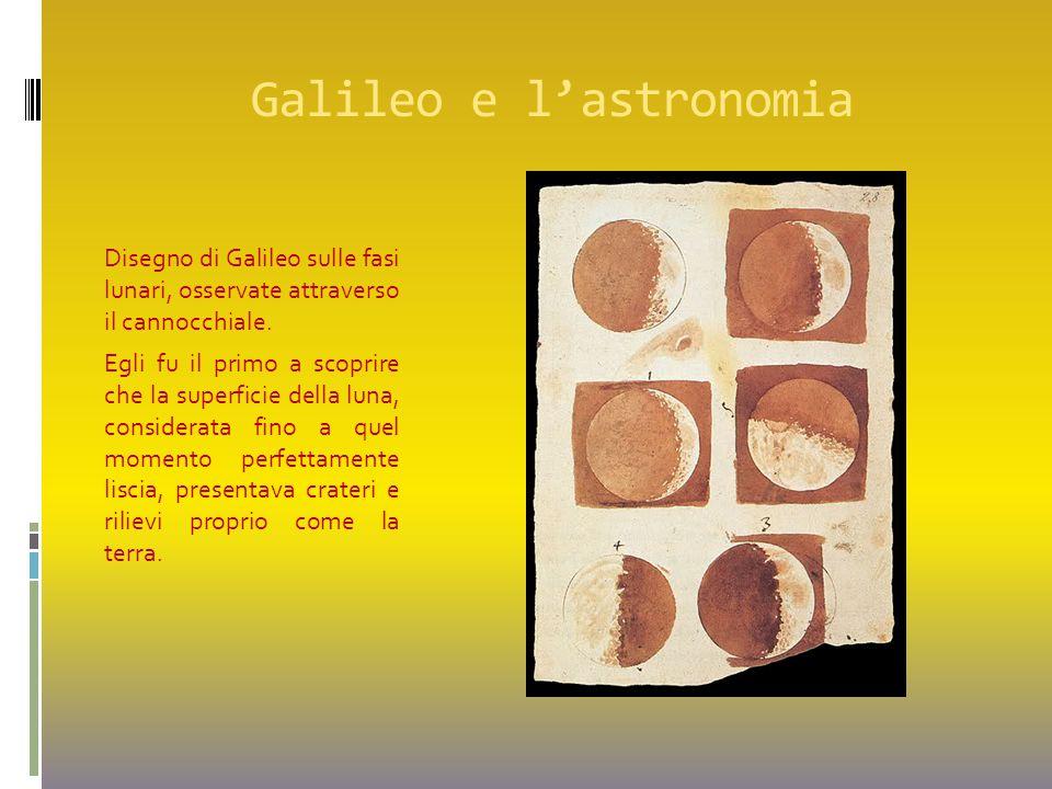 Galileo e l'astronomia