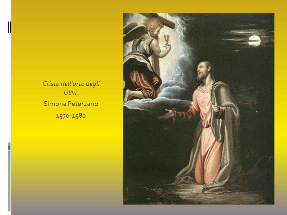 Cristo nell'orto degli Ulivi,