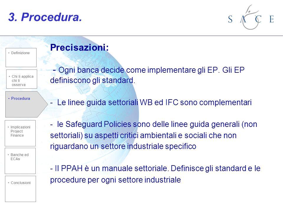 3. Procedura.