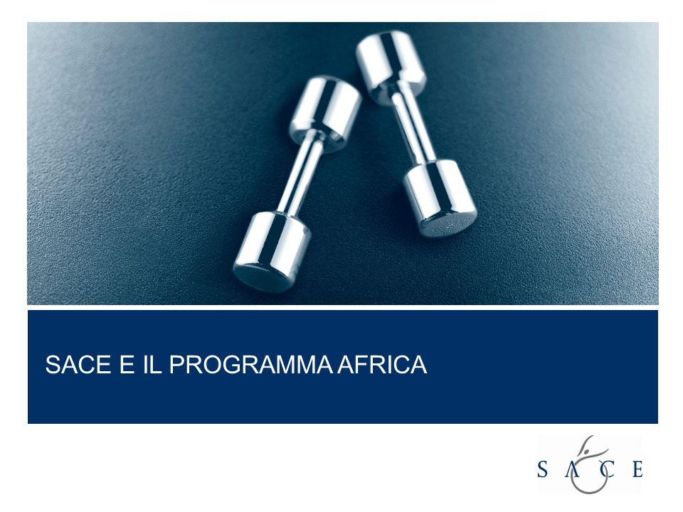 SACE E IL PROGRAMMA AFRICA