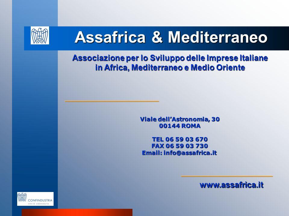 Assafrica & Mediterraneo