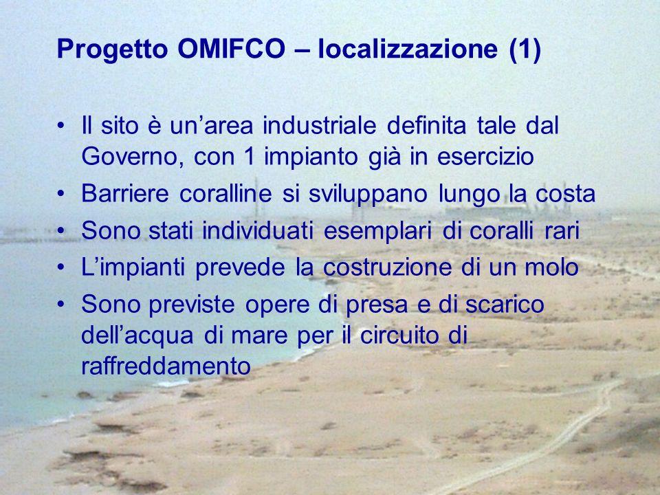 Progetto OMIFCO – localizzazione (1)