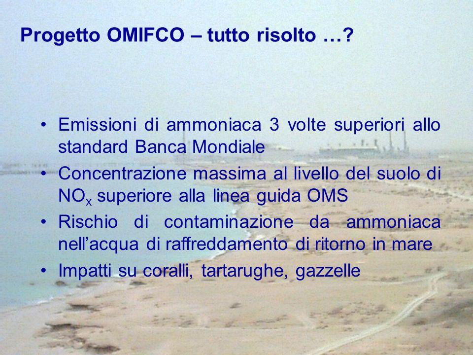 Progetto OMIFCO – tutto risolto …