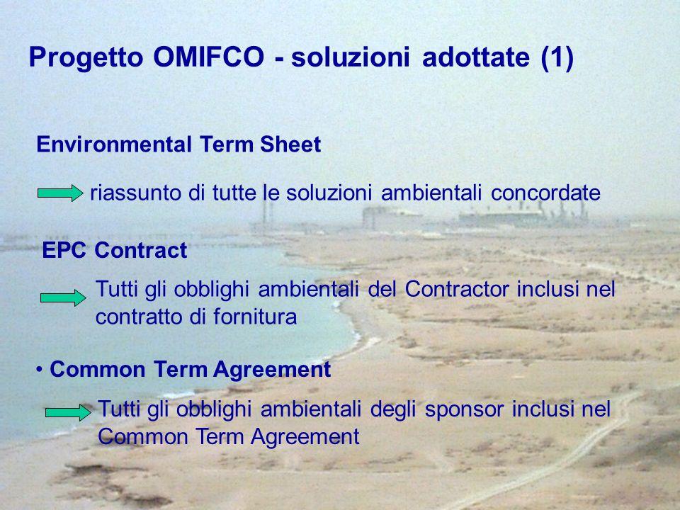 Progetto OMIFCO - soluzioni adottate (1)