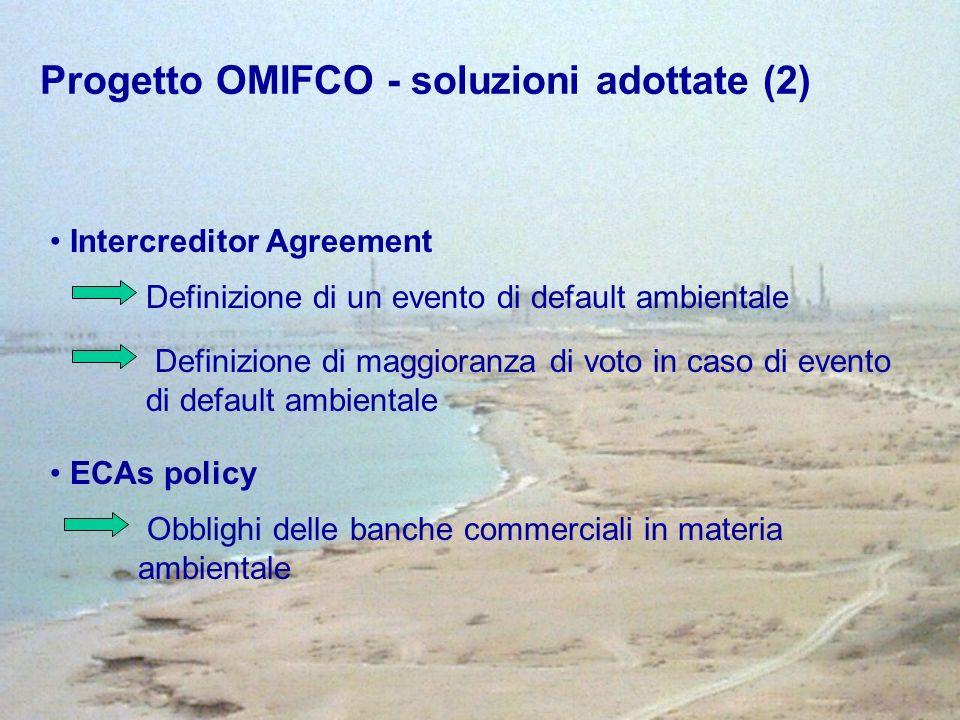 Progetto OMIFCO - soluzioni adottate (2)