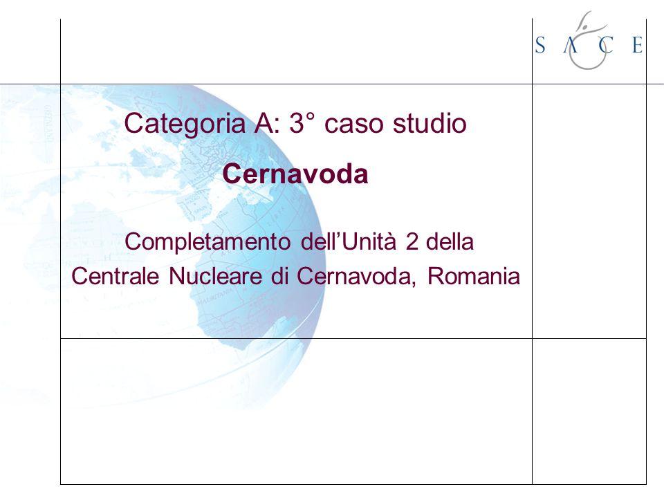Categoria A: 3° caso studio
