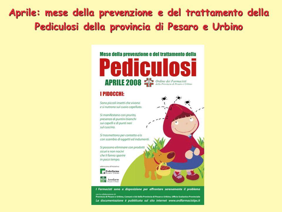 Aprile: mese della prevenzione e del trattamento della