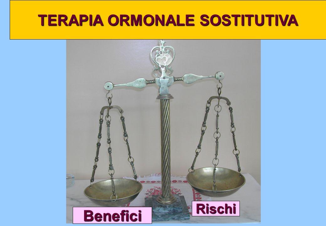 TERAPIA ORMONALE SOSTITUTIVA