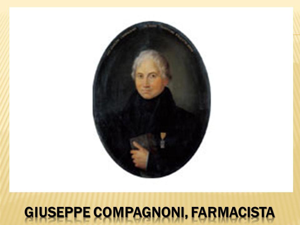 Giuseppe Compagnoni, farmacista