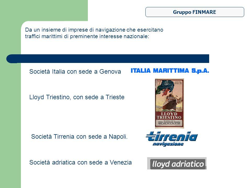 Società Italia con sede a Genova