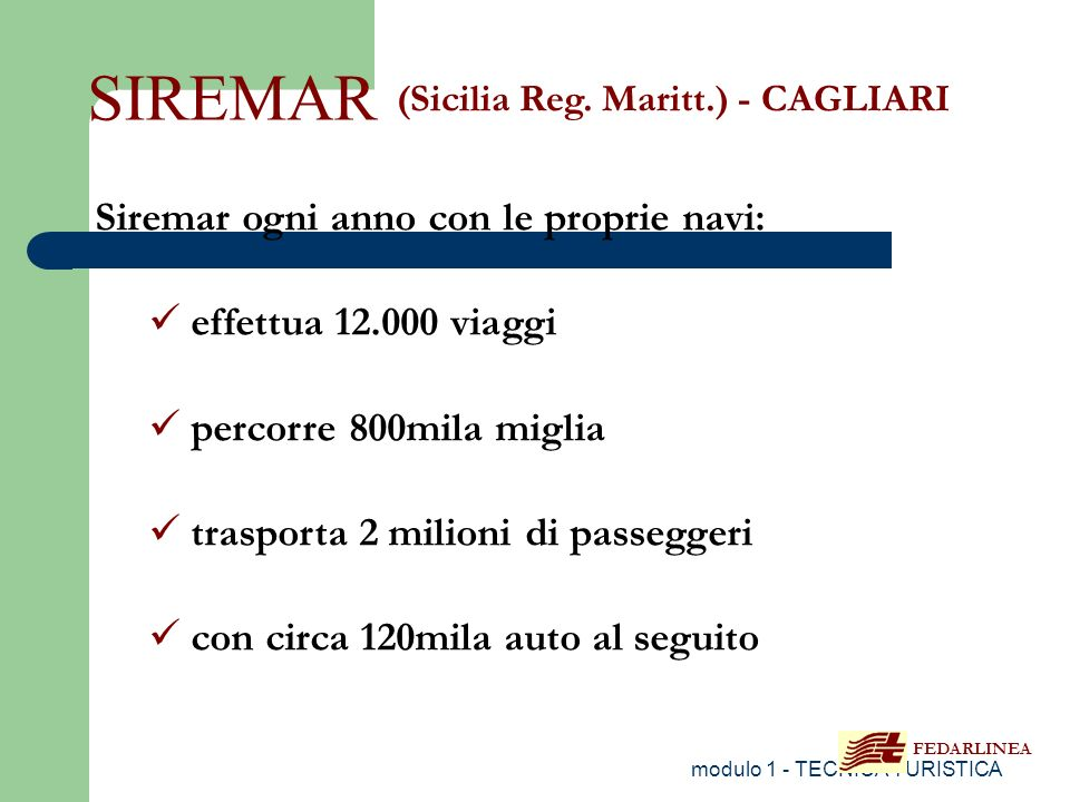 (Sicilia Reg. Maritt.) - CAGLIARI