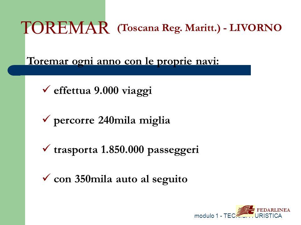 (Toscana Reg. Maritt.) - LIVORNO