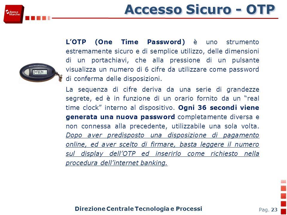 Accesso Sicuro - OTP