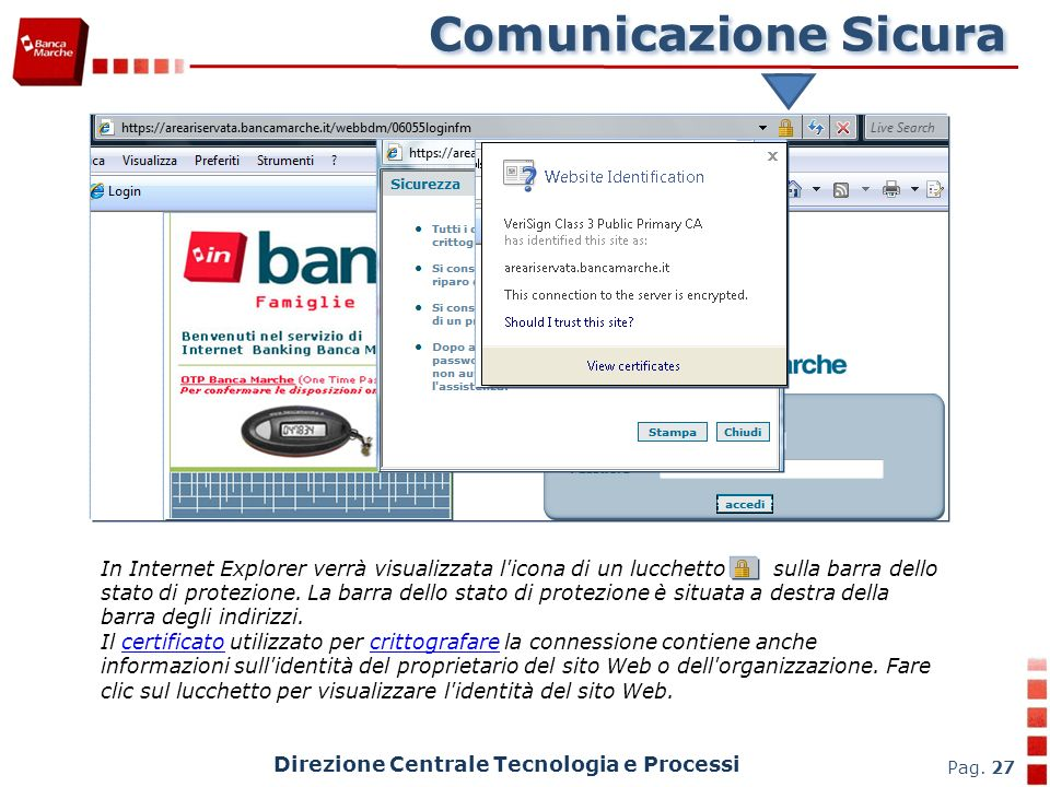 Comunicazione Sicura