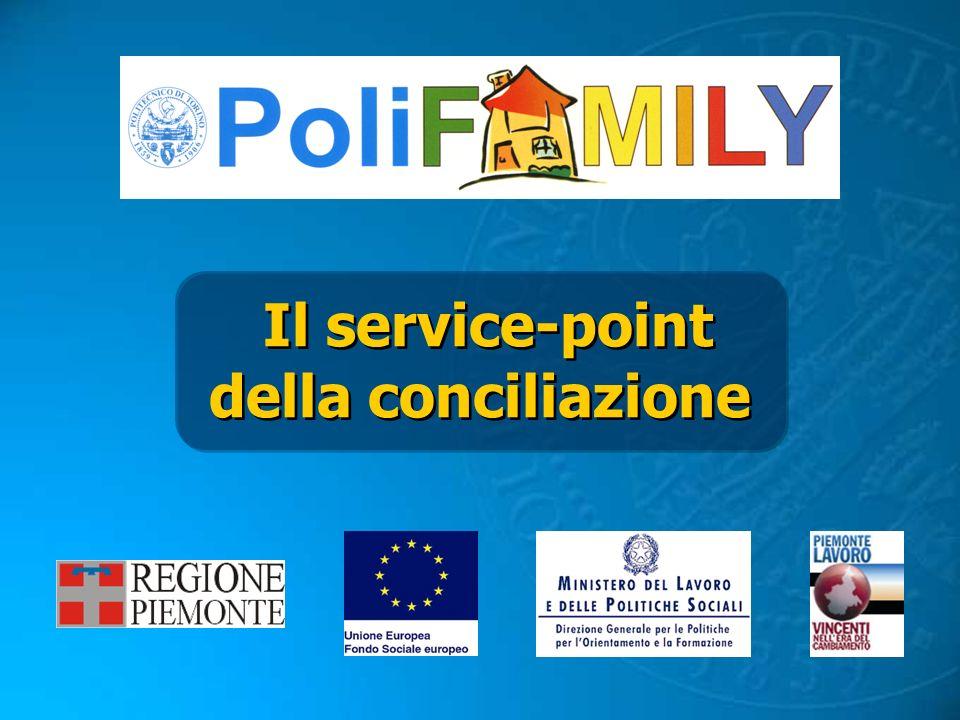 Il service-point della conciliazione