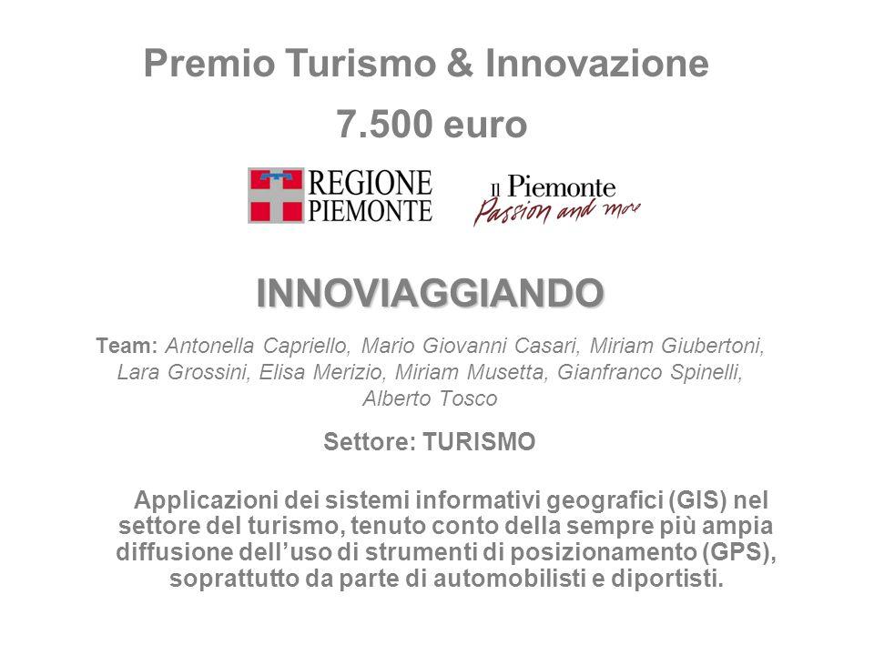 Premio Turismo & Innovazione