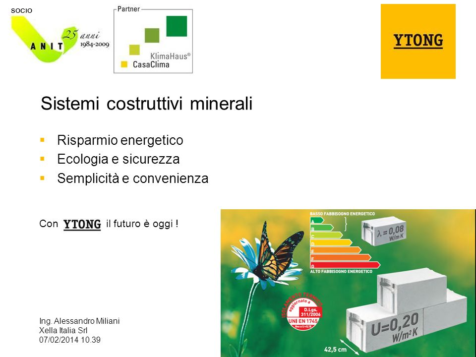 Sistemi costruttivi minerali